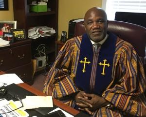 Pastor Anthony Everett